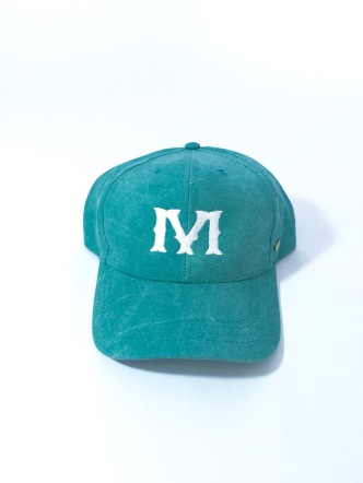 mouche green hat